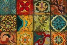 Clay: Tile / by Cathy Francis