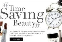 Time Saving Beauty Buys /