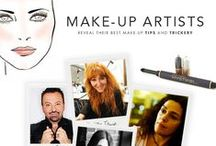 Make-Up Artistis Reveal Their Best Make-Up Tips and Trickery / Make-Up Artists Reveal All Of Their Make-Up Tips, Tricks And Secrets So You Can Fake Perfection Too