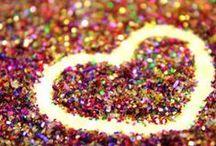 All That Glitters / xoxo Diamonds & Glitter <3