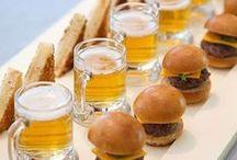 Wedding Food & Drinks!