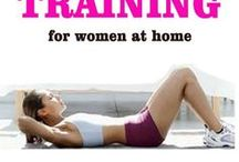 Workouts for Women / By the time you've gained weight, one of two things has likely happened: You've found a go-to fitness routine, or you've completely given up on your gym-rat goals. Either way, it's time to shake things up,