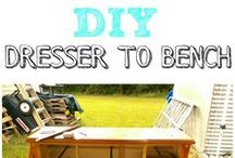 """DIY For Women / Explore i40Club's board """"DIY For Women"""" on Pinterest to discover and save creative ideas for your and around the home that you can """"do it yourself""""! Ingenious"""