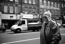 BLACK & WHITE STREET PHOTOGRAPHY - THE GREAT LONDONERS / Black and white street photography by London based urban photographer and Olympus Ambassador Nicholas Goodden. All candid photos are of real Londoners on London's streets. Captured with a micro four thirds (MFT) mirrorless camera.