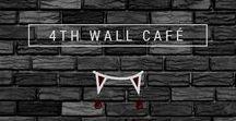 OF | The 4th Wall Cafè / ~~ Original Fiction ~~  ↠ In a society where the supernatural has been accepted as a part of everyday life, a coffee and wine bar ran by the fair folk opens its doors to everyone; for the right prize, of course.   When 28 year old Logan Shimizu finds his way in the back rooms, unexpected friends come to help him with his struggle to undo the vampiric fate placed on him and evade the agents from the State Office of Night Affairs, demanding to sign him down as a newborn.