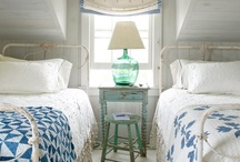 Bedrooms / by Tricia Roux