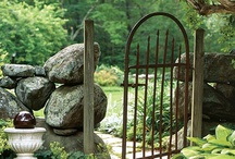 Beyond the Garden Gate / by Tricia Roux