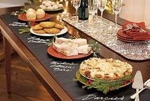 Gluten Free Holiday Recipes / Recipes and Ideas for the holidays