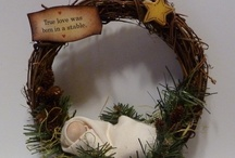 Christmas craft ideas / by Margaret Klassen