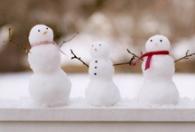Snowmen / by Tricia Roux