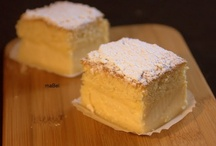 Sweet Recipes - Recetas dulces / Step by step  Paso a paso / by Mabel Mendez