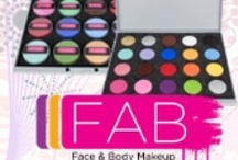 Face & Body Paints / There's a ton of different face & body paint manufacturers for paints, inks, and makeups. We're here to look at all the different types of products that can be used in face & body art.