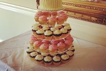 Engagement and Wedding Cupcakes by The Cupcake Queens / Celebrate your Engagement or Wedding with The Cupcake Queens.