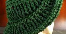 Unique Crochet Asymmetrical Hats / Any hat can look asymmetrical: unique crochet hats, flower hats, women's hats, winter hats etc. This includes crochet hat patterns, beanie patterns, etc.