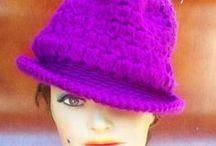 Crochet Hat / crochet hats for women | chunky crochet hats | crochet hats slouchy | crochet hats with brim | crochet hats with ear flap | easy crochet hats