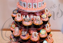 Birthday Cupcakes by The Cupcake Queens / The only cake at your next birthday or special occasion should be our Cupcakes!  Complete with edible logos and messages available in our full range of signature cupcakes we'll help you celebrate The Cupcake Queens way.
