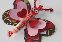 Cupids Arrow : Valentine / Valentine's Day crafts, recipes and diy home decor.