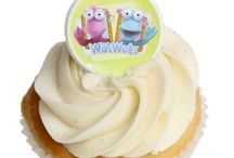 Novelty Rings / Cupcake decorations