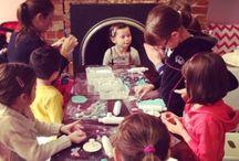 Kids Cupcake Decorating Classes!