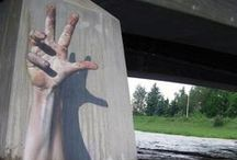 5 SINNE: Street-Art / by 5 Sinne
