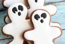 Halloween / Our Favorite Sweet and Salty Halloween Recipes. Try making these with Diamond Crystal® Salt!! / by Sommer | A Spicy Perspective