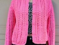 Hot Pink Crochet Things / Everything crocheted in hot pink: crochet headbands, girl crochet, crochet and knitted flower hats, baby hats, crochet rose, etc. Start your hot pink party with pink and purple roses, puffy pink with lime | hot pink crochet blanket | hot pink crochet | hot pink crochet hat | hot pink crochet baby blanket | hot pink crochet scarf | Hot Pink Crochet Things |