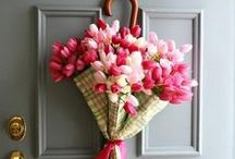 Spring Is In The Air / Spring fashion, crafts to do with the kids, decorations for the home and everything to get you in the mood for Spring.