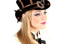 Steampunk Hatter / Steampunk Hat come from Victorian Science Fiction. Imagine if the future happened in the past: steampunk emporium, top hat, aviator, jewelry, crochet, knit, etc. steampunk hatter | steampunk hatter costume | steampunk hatter tattoo | steampunk hatter makeup | Steampunk Hatter | Steampunk Hatter |