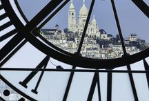 Paris / Places to visit, views to admire, experiences to drink in fully.