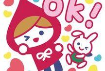 リリアンナ★スタンプ LiLi Anna Sticker Cute & Happy / LiLi Anna Sticker Cute & Happy  Popular Sticker filling of the daily life's conversation a friend and a sweetheart can use.  http://line.me/S/sticker/1115615  大好き!いいネ!などすぐ使える可愛い日常会話の人気のスタンプ満載♪ 「お熱出た、育児中」など主婦ママsanも要check!  ダウンロード情報はこちらです☆ http://line.me/S/sticker/1115615