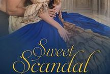 Sweet Scandal Inspiration Board / Inspiration and research for Sweet Scandal