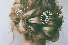 Botanical & Floral Bridal Hairpiece