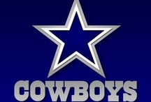 Dallas Cowboys / by Carrie Goodman
