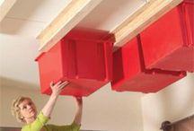 Organizing & Storage / by Amy Edmison