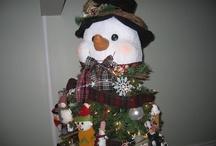 I do love snowmen........... / snowmen