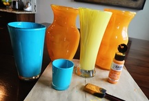 Decorative DIY Crafts  / by Amy Edmison