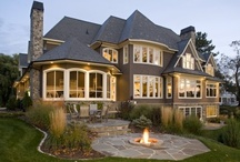 Dream Home / by Amy Edmison