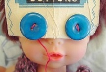 Buttons / by Nancy Miller