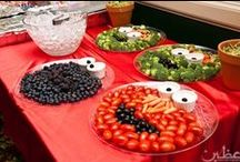Children's party ideas / Here's some inspiration for organising the next kids party!