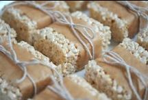 rice krispie treats / by Beth Buckley Trottier