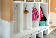 Home Ideas - Mud Room / Entry / by Jeni Bales