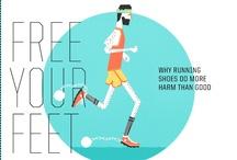 Running/Walking/Exercising / by Alisen Peters