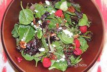 Salad / by Amy Edmison