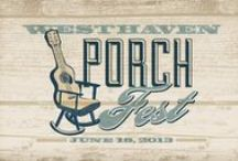 2nd Annual Westhaven Porchfest / Porchfest 2013 / by Westhaven Community in Franklin, TN