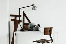 Shop / Display / Work Space / Studio / Home Office / Inspiration / studio / work space / monochrome / colorful / home office / shop display / store display