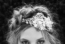 | HAIR ACCESSORIES | / Accessorise a simple up do for a special occasion or wedding or give a casual look a little  bit of sparkle!