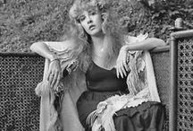 Gypsy Rose / For all things etheral, floaty and sartorially mystical. As a child of the 70's I have to admit I cannot resist a certain Stevie Nicks style aesthetic.