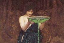 Pre Raphaelite / by Andrea Simpson