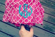 Monogrammed / by Kailyn Hammers