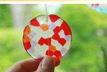 summer crafty fun for kids / by Mary Donatelli
